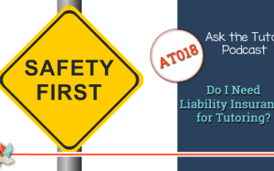 AT018: Do I Need Liability Insurance for Tutoring?