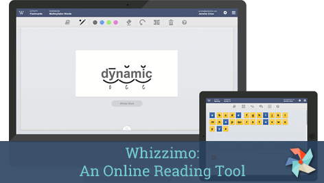 Whizzimo: an Online Reading Tool