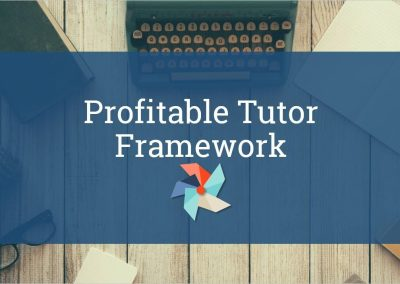 Profitable Tutor Framework