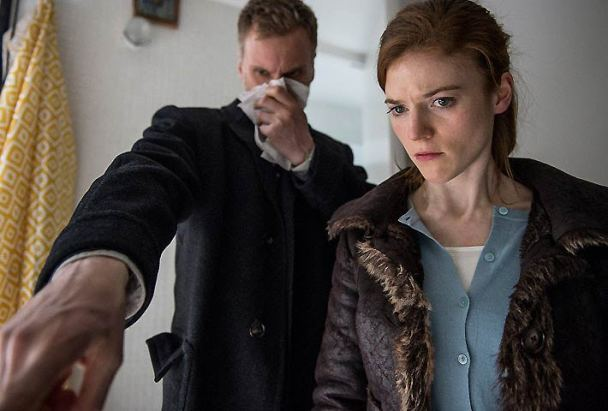 Theo Bloom, Rose Leslie in Luther-S4