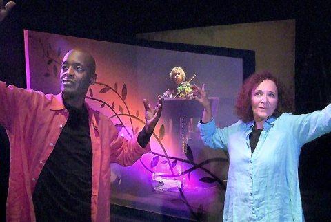 Charles Reese-Mary Lou Newmark-Eileen T'Kaye