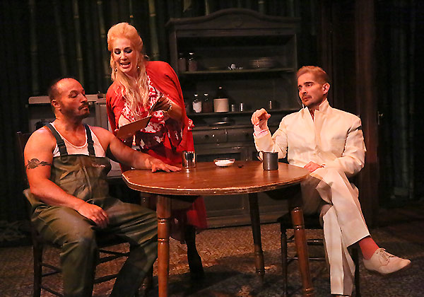 Kingdom on Earth-Odyssey Theatre (Photo by Michael Lamont)
