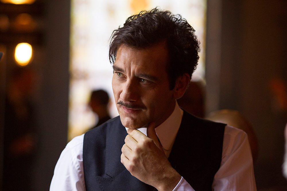 Clive Owen as Dr Thackery-Cinemax
