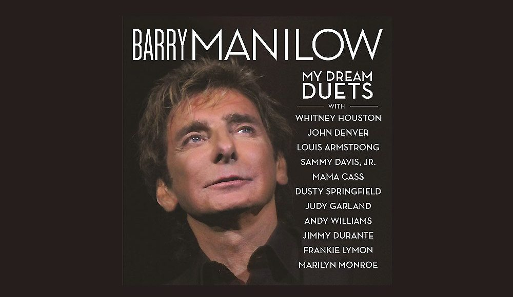 Barry Manilow My Dream Duets Thetvolution