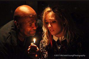 William Stanford Davis, Kristina St. Peter in Elevator (The TVolution)