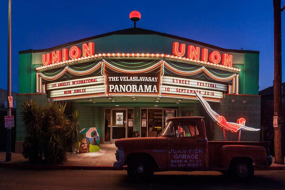 Union Theatre Banner