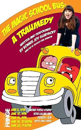 Magic School Bus-Traumady