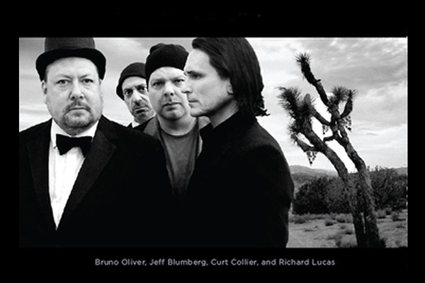 Bono and the Edge-Fringe Events