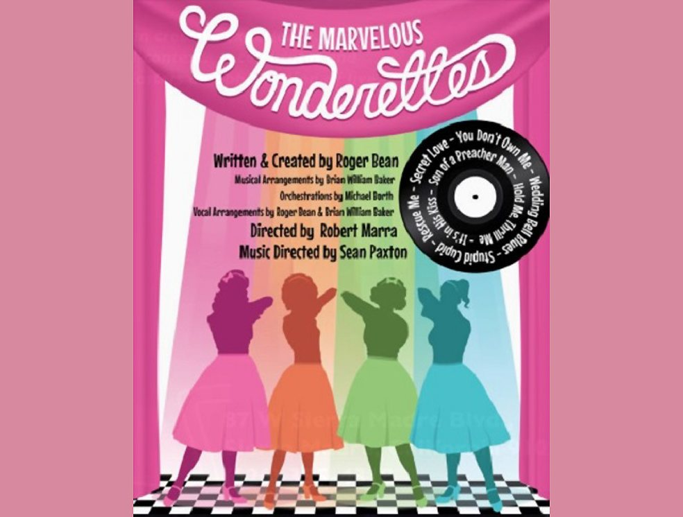 Wonderettes-Sierra Madre Playhouse