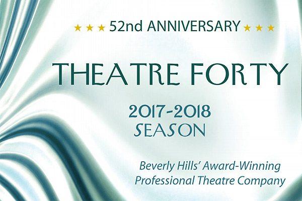 Theatre 40 Brochure