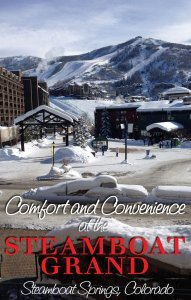 Steamboat Grand - effortless ski vacationing in Steamboat Springs, CO