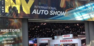 Tips for visiting the New York International Auto Show