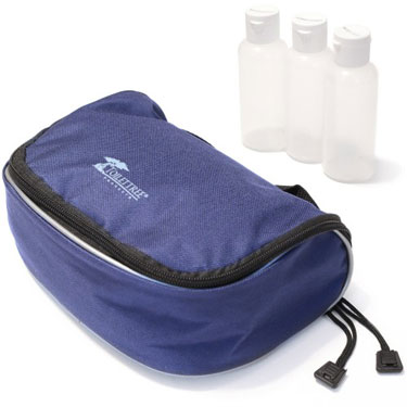 The Toiletry Bag is the perfect size for weekend getaways.
