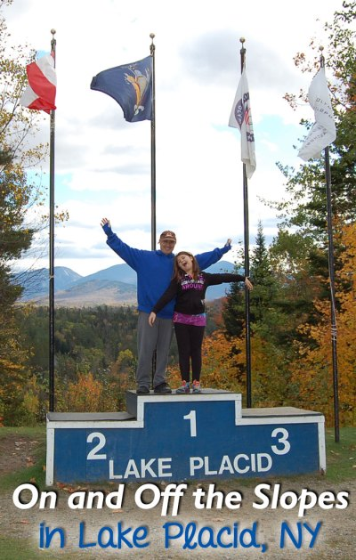 Lake Placid, NY, and Whiteface Mountain - on and off the slopes!