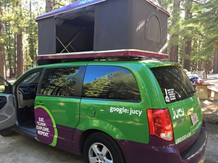 Everything you need to know about the JUCY RV.