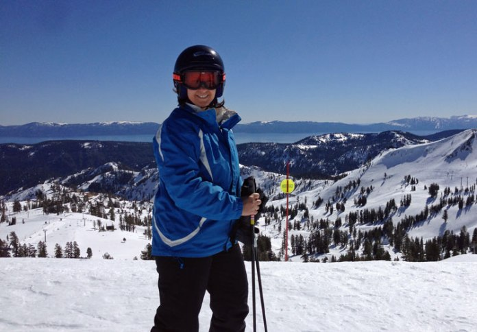 Would you like skiing at Squaw Valley in Lake Tahoe, CA?