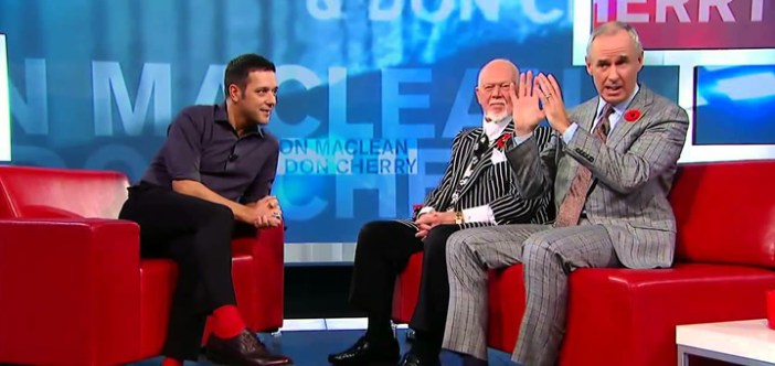 george stroumboulopoulos hnic