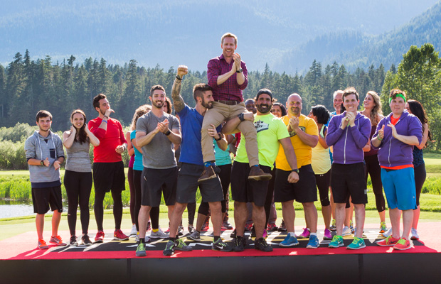 the amazing race season 3 cast