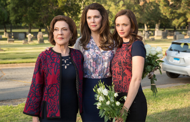 gilmore girls a year in the life review netflix