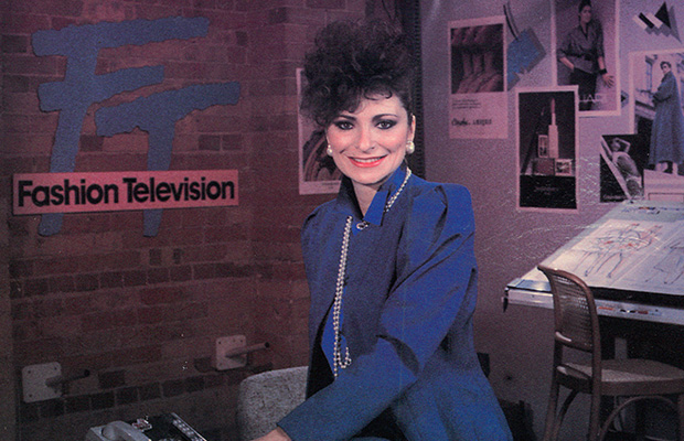 jeanne beker fashion television