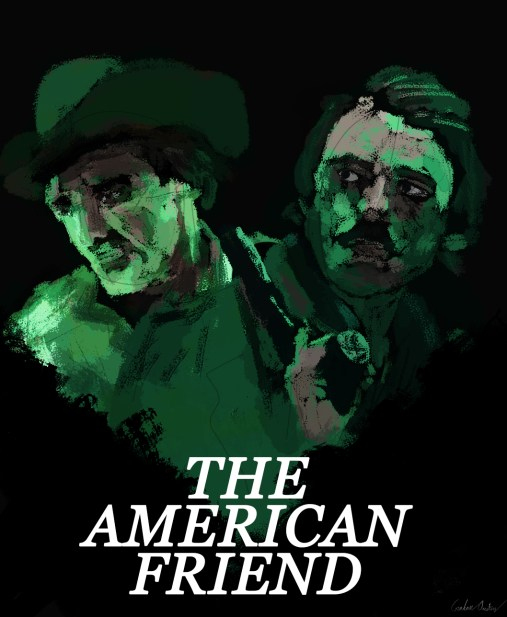 The American Friend poster 2