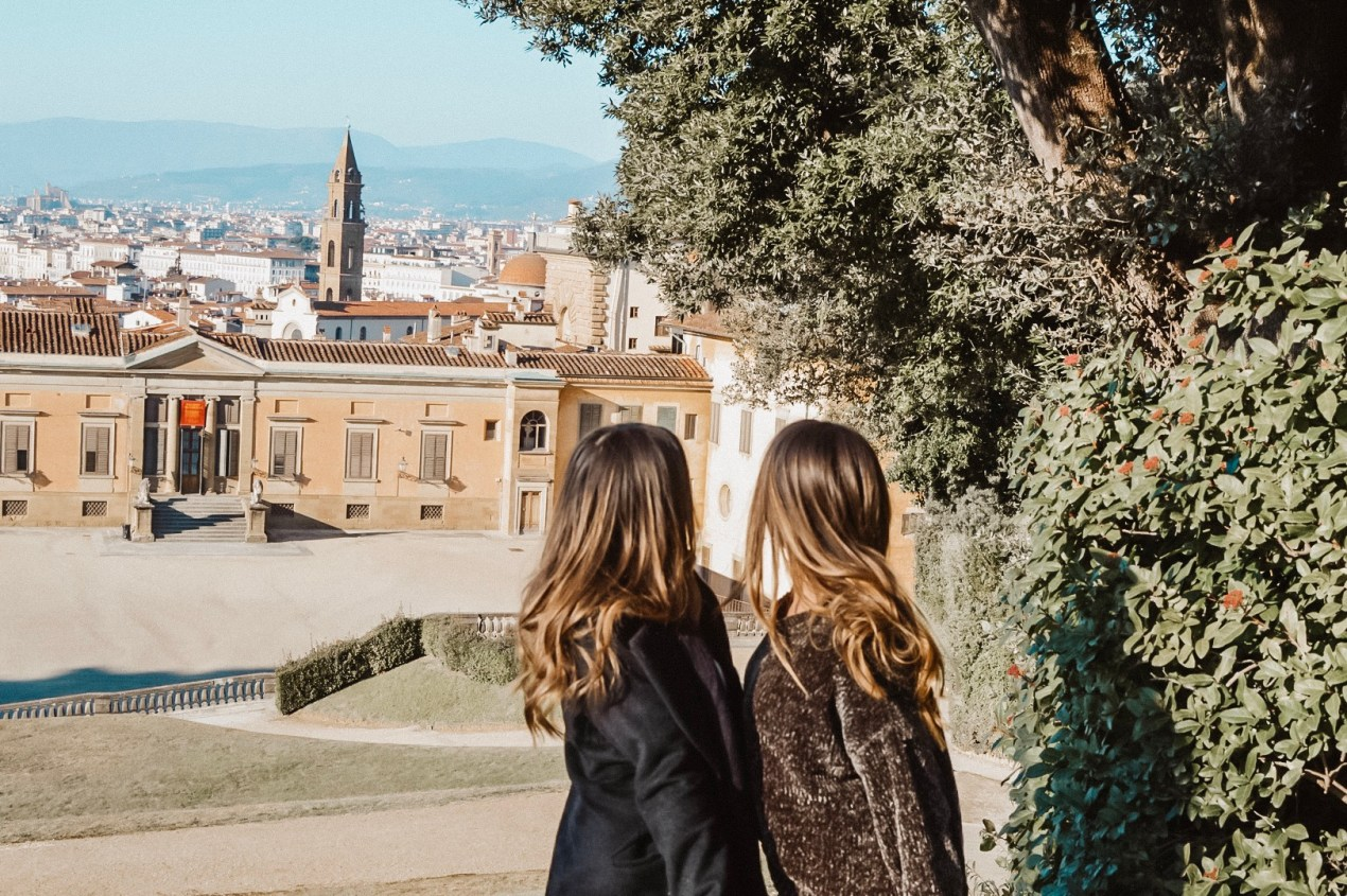 Florence, Italy - The Twins of Travel
