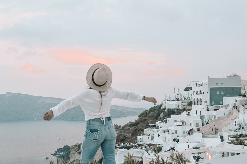 Oia, Santorini, Greece - The Twins of Travel