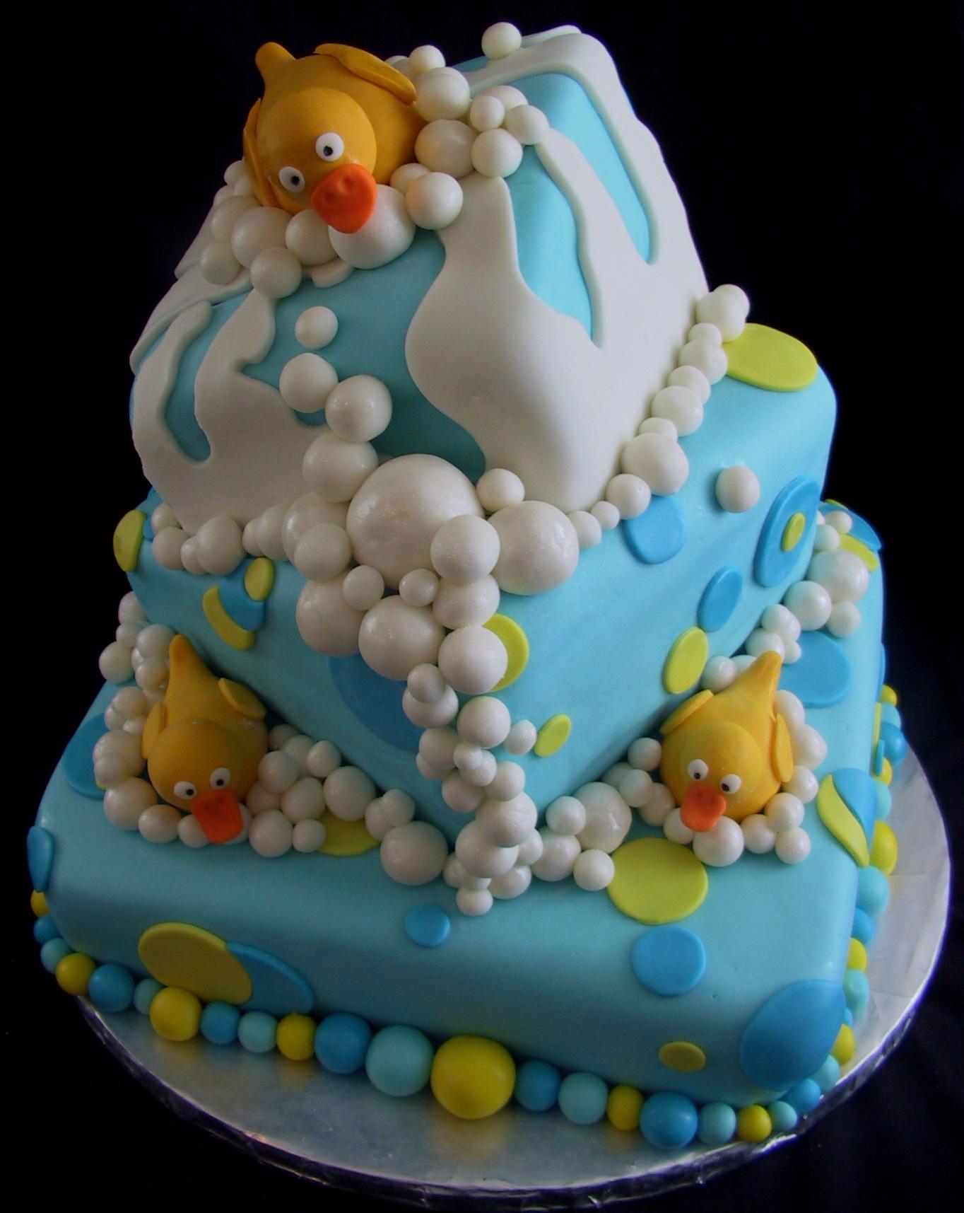 duck cake 2