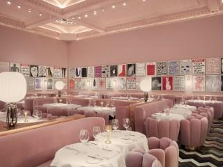 Sketch London pink
