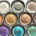 cream eye shadows the two darlings the irish times tips and tricks