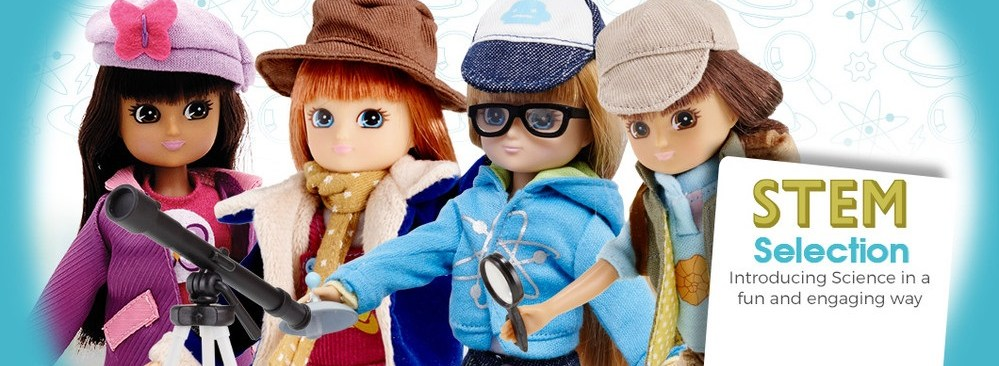 Lottie Dolls inspiring dolls for girls Christmas gifts the two darlings
