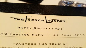 French Laundry Review