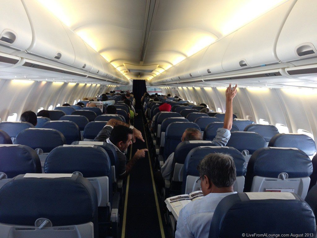 Jet Airways Review