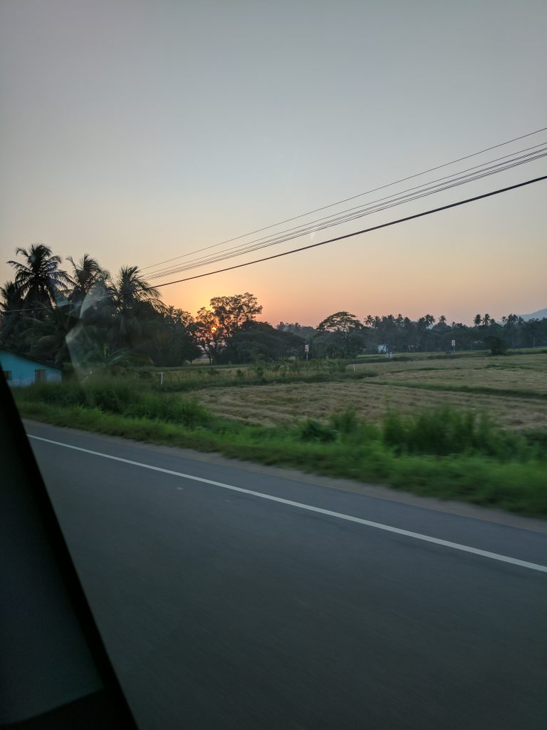 Sri Lanka Trip Report