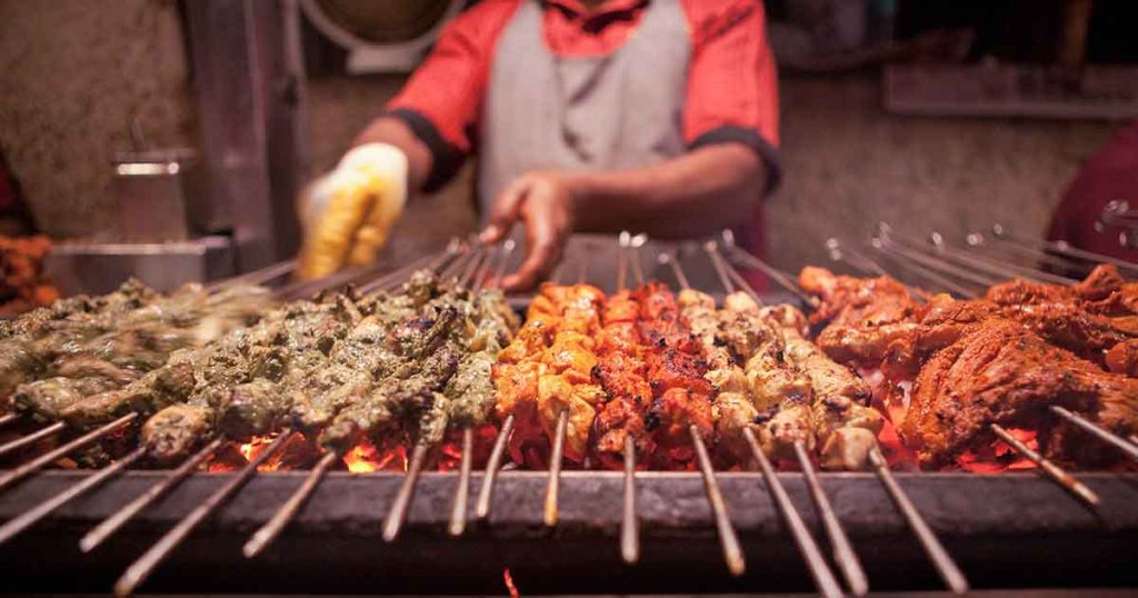 Fancy an Indian? Check out what Mumbai Street Food is about….