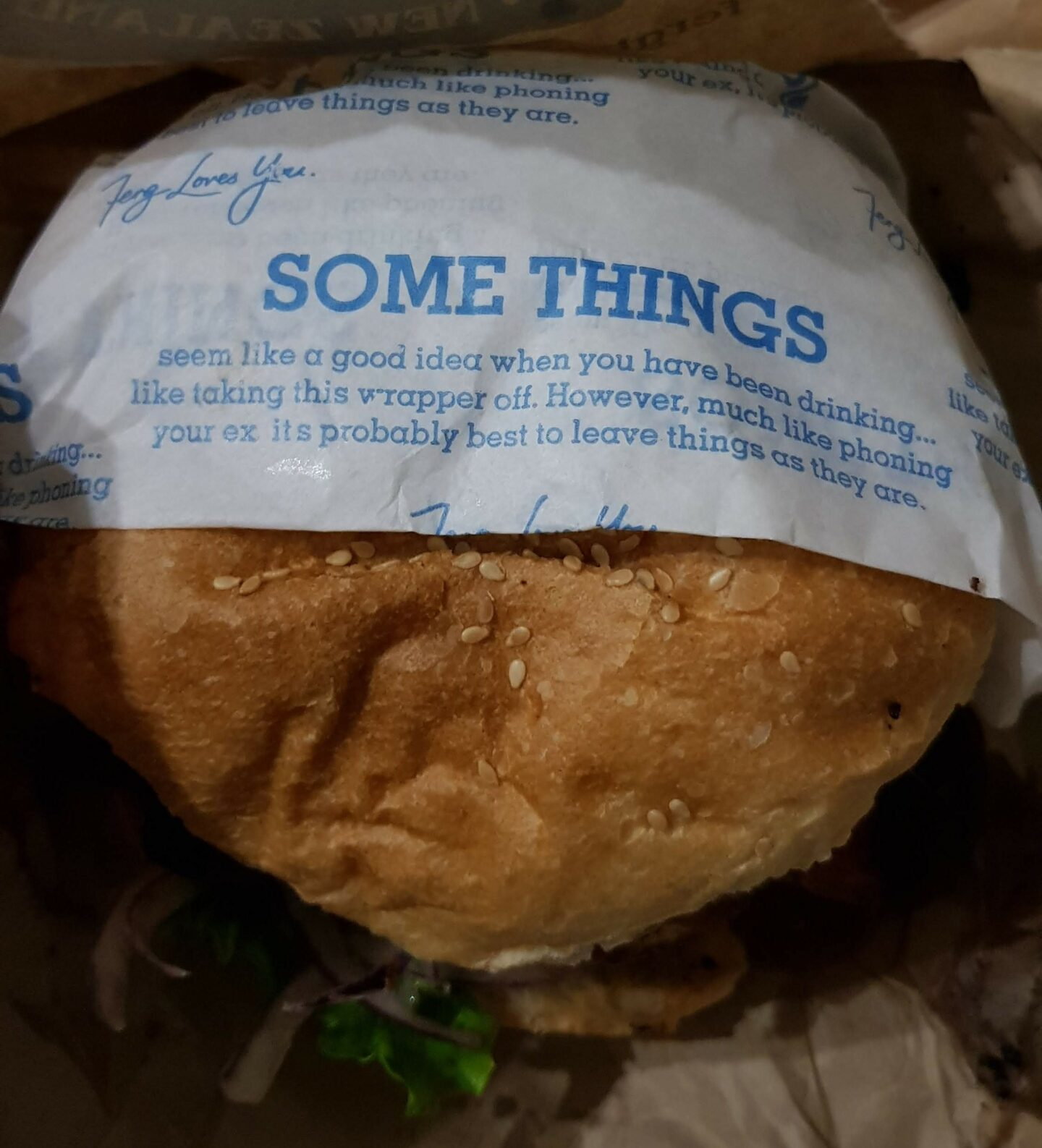Ferg Burger Review