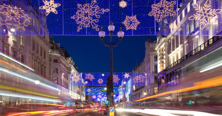 The 12 days of Christmas… in London