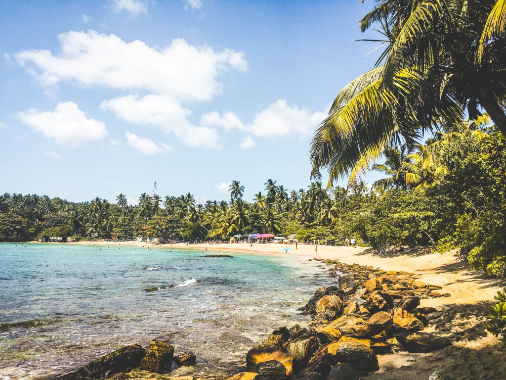 Things to do in Sri Lanka - Hiriketiya Bay c. Sarah Gibbons