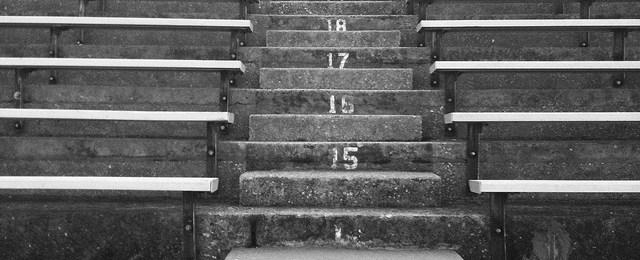 Stepping up: negotiating a multi-division jump