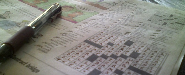 Roll Up, it's the The Two Unfortunates / Cult Zeros Cryptic Crossword!