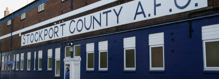 Whirlpool's End: Stockport County in the Conference North