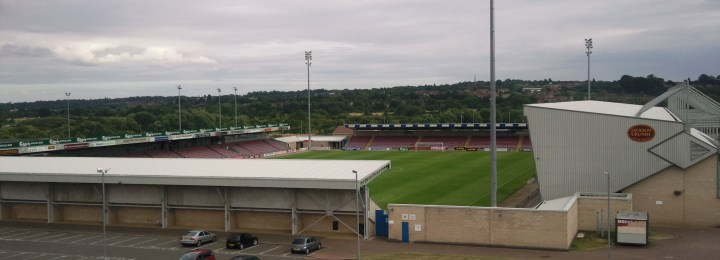 Eye Witness Assessment: Coventry City and Sorry Sixfields