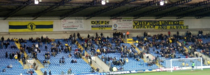 The Community Value of Football: Oxford United's Stadium Battle