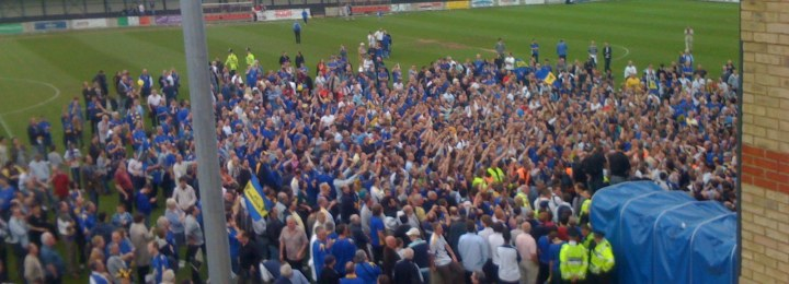 Book Review: AFC Wimbledon: A Pictorial History