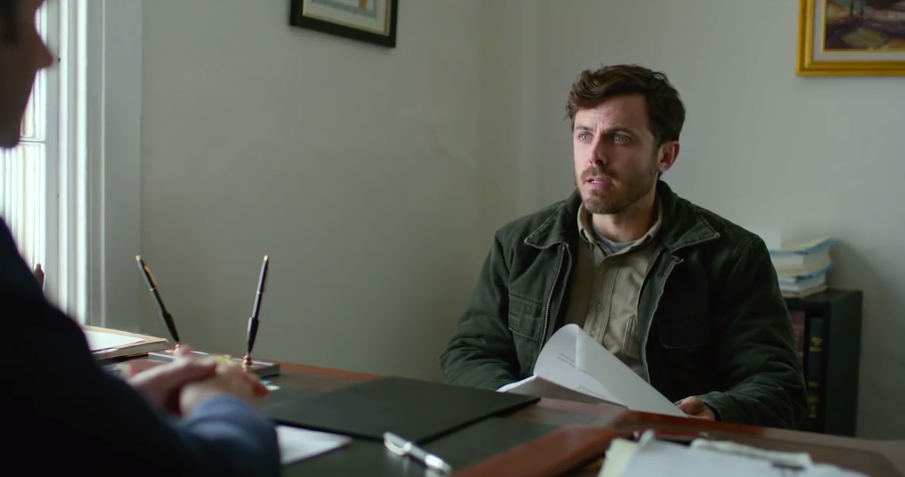 Image result for manchester by the sea father's will