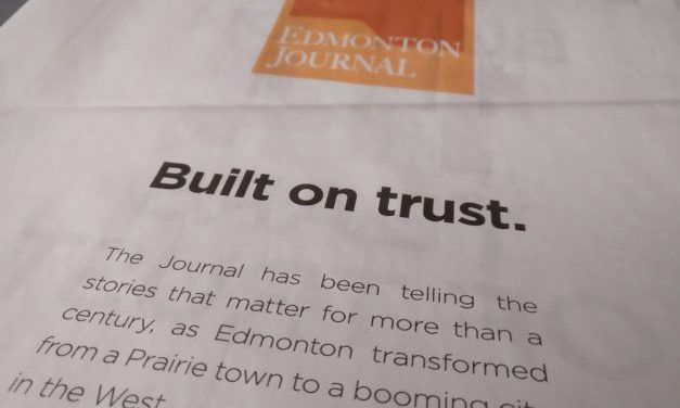 Canadian Media Empire Gets Cozy With Alberta's Petro-Government