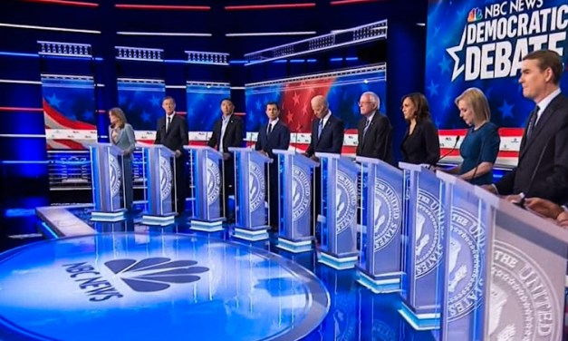 Big Debate Energy: Opening Nights of the Sport of Democracy