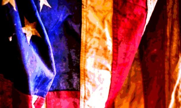 Border Flag by Jennifer Paccione