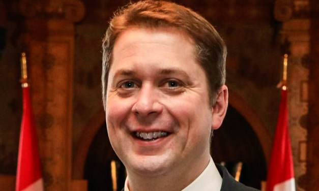 Andrew Scheer has Dual Canadian/American Citizenship.  Woopedy-Do