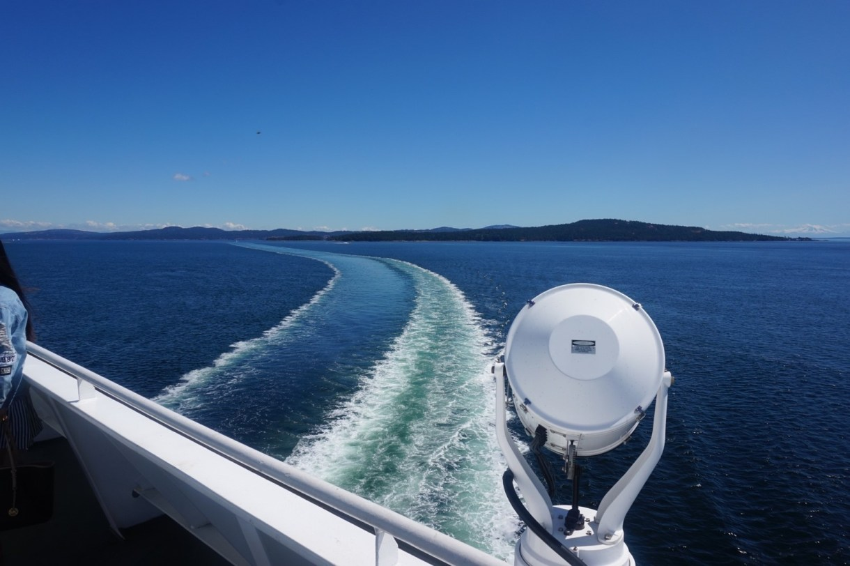 bc ferries view